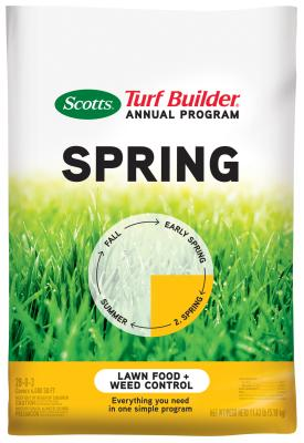 Scotts® Turf Builder® Annual Program Spring