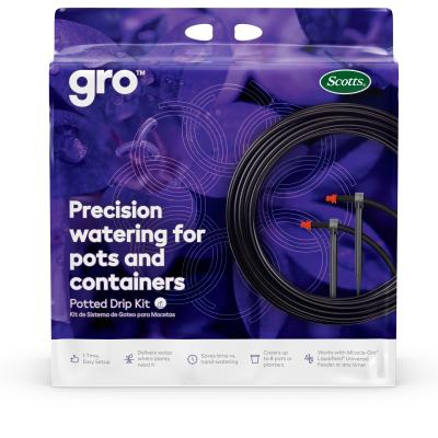 Gro TM Potted Drip Kit