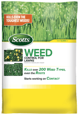 Scotts® Weed Control for Lawns