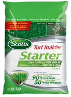 Scotts® Turf Builder® Starter® Lawn Food For New Grass 24-25-4