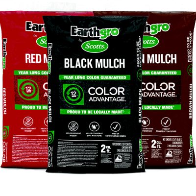 Earthgro® by Scotts® Mulch