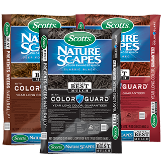 Scotts® Nature Scapes® Color Enhanced Mulch