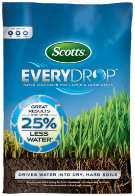 Scotts EveryDrop TM Water Maximizer for Lawns & Landscapes