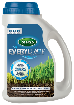 Scotts EveryDrop TM Water Maximizer for Lawns & Landscapes - Jug