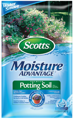 Scotts® Moisture Advantage TM Potting Soil