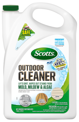 Scotts® Outdoor Cleaner Plus OxiClean TM Concentrate