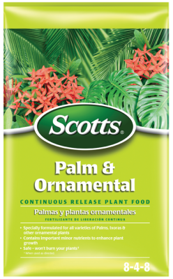Scotts® Palm & Ornamental Plant Food