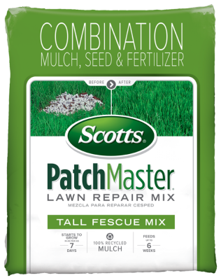 Scotts® Patchmaster® Lawn Repair Mix Tall Fescue Mix