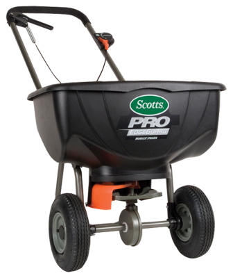 Scotts® Pro Edgeguard® Broadcast Spreader