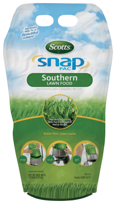 Scotts® Snap® Pac Southern Lawn Food
