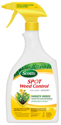 Scotts® Spot Weed Control - For Lawns