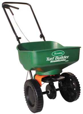 Scotts® Turf Builder® Edgeguard® Mini Broadcast Spreader