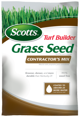 Scotts® Turf Builder® Grass Seed Contractor's Mix