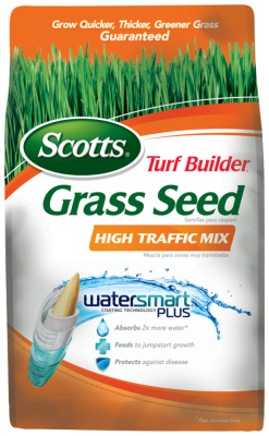 Scotts® Turf Builder® Grass Seed High Traffic Mix