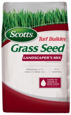 Scotts® Turf Builder® Grass Seed Landscaper's Mix