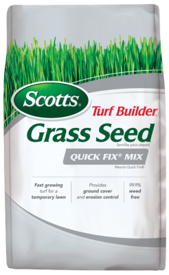 Scotts® Turf Builder® Grass Seed Quick Fix® Mix
