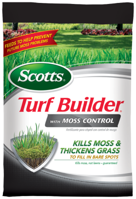 Scotts® Turf Builder® with Moss Control