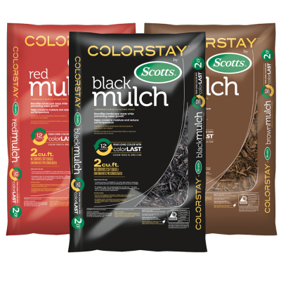 Colorstay TM by Scotts® Mulch