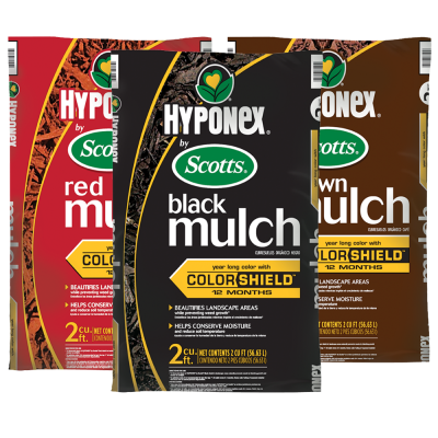 Hyponex® by Scotts® Mulch