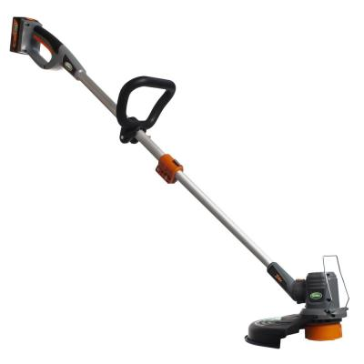 13 in. 24-Volt Electric Cordless String Trimmer Battery and Charger Included