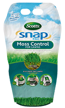 Scotts® Snap® Pac Moss Control For Lawns