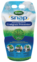 Scotts® Snap® Pac Fertilizer with Crabgrass Preventer