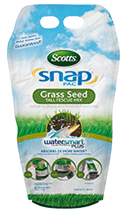 Scotts® Snap® Pac Grass Seed Tall Fescue Mix