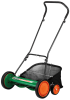 "Scotts® Classic 20"" Reel Push Mower with Grass Catcher pack shot"