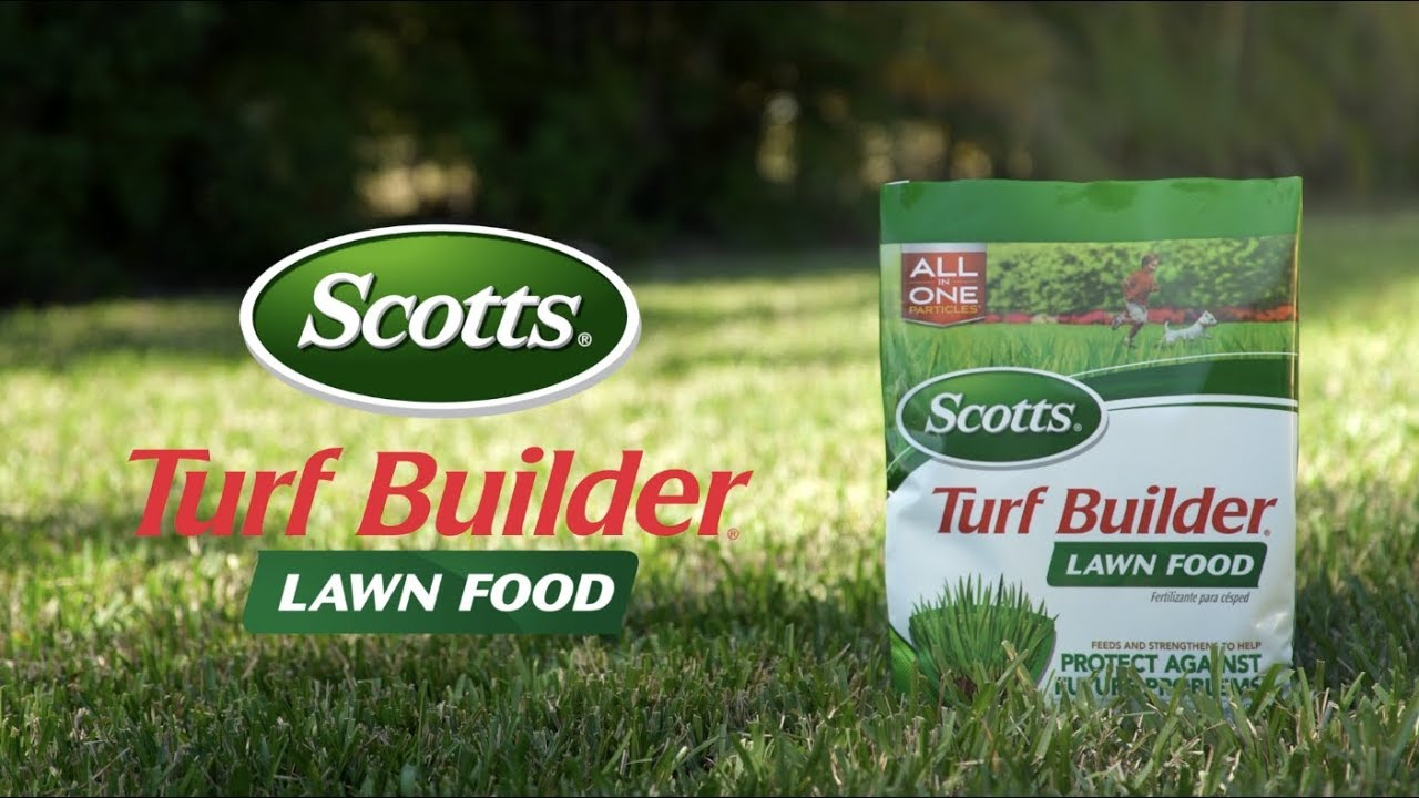 How To Use Scotts Turf Builder Lawn Food